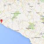 Sismo de 5,8 grados Richter se registró en Arequipa