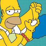 Twitter: Los Simpsons niega separación de Homero y Marge