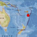 Tonga: un terremoto de 6,3 sacude las aguas del Pacífico