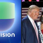 Univisión rompe con Trump por comentario sobre mexicanos