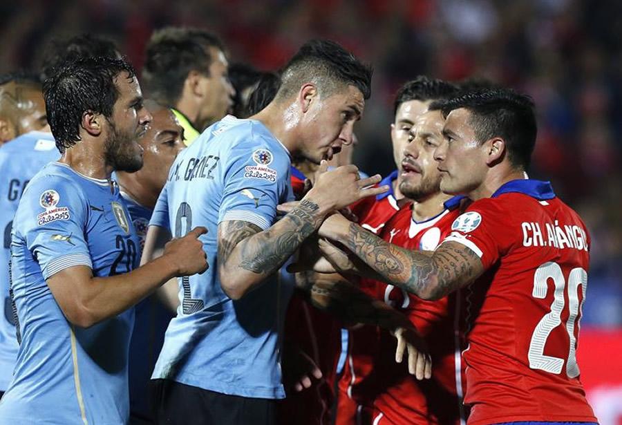 """Copa América: """"vergüenza"""" denuncia prensa de Uruguay tras eliminación"""