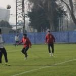 Perú vs Chile: selección realiza último entrenamiento en Temuco