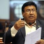 Congresista Alejandro Yovera es desaforado por unanimidad