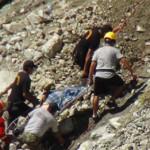 Bus cae a un abismo de 300 metros en Áncash: un muerto y 5 heridos