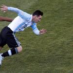 Argentina vs. Chile: las mejores postales de la final (FOTOS)