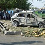 Afganistán: 34 muertos en ataque cerca a base de EE.UU.