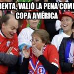 Memes de la final de la Copa América entre Chile y Argentina