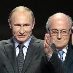 Blatter asegura a Putin: Rusia acogerá la Copa del Mundo 2018