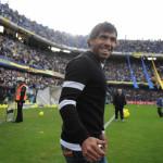 Carlos Tevez repletó la Bombonera con su retorno a Boca Juniors