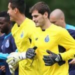 Iker Casillas se adapta rápido en el Porto de Portugal (VIDEO)