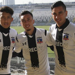 "Christoper González: ""muy contento de vestir la camiseta del Colo-Colo"""
