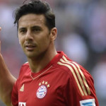 Bayern Munich no renovará contrato a Claudio Pizarro