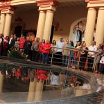 El mundo recuerda natalicio 61 de Hugo Chávez