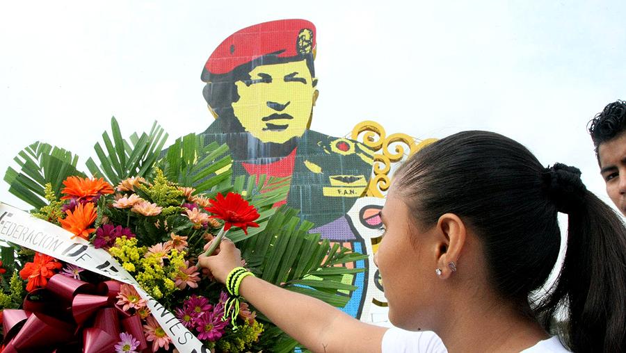 NICARAGUA CONMEMORA EL NATALICIO DE CHÁVEZ CON PROGRAMA CULTURAL Y DEPORTIVO