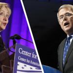EEUU: mayoría de hispanos prefiere a Clinton antes que a Bush