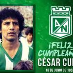 César Cueto: Atlético Nacional de Medellín le dedica emotivo video