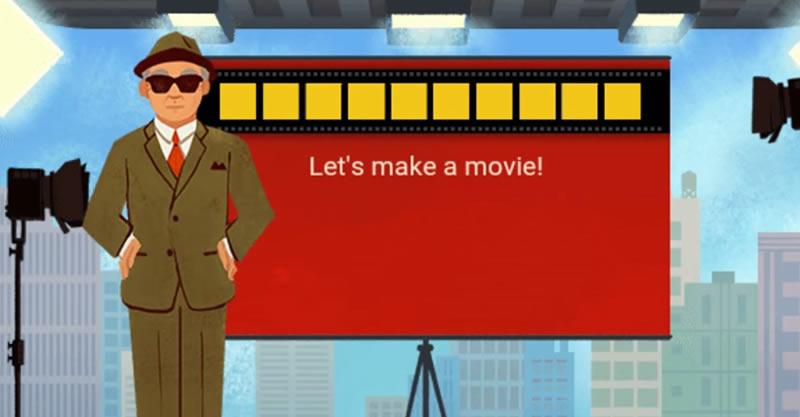 """Google: doodle en honor del """"padre"""" de Ultraman y Godzilla"""