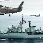 Fiestas Patrias: desfile aéreo y naval será este domingo