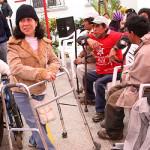 Pensión para discapacitados reivindica a miles de postergados
