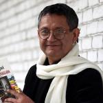 """El maestro Eloy Jáuregui presenta """"Crema carnal"""" en la FIL"""
