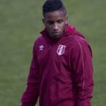 Copa América: Jefferson Farfán entrenó y podría jugar ante Paraguay