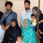 Familia británica desaparecida se encuentra en Siria