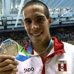 Toronto 2015: Mauricio Fiol va por el oro en 100 metros mariposa