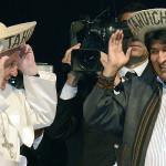 Francisco pide perdón por los crímenes de la Iglesia en América