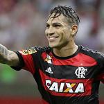 Flamengo: Paolo Guerrero anota su tercer gol ante Gremio en el Maracaná