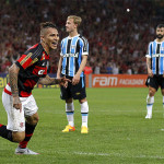 Paolo Guerrero agradece a hinchas del Flamengo por su apoyo