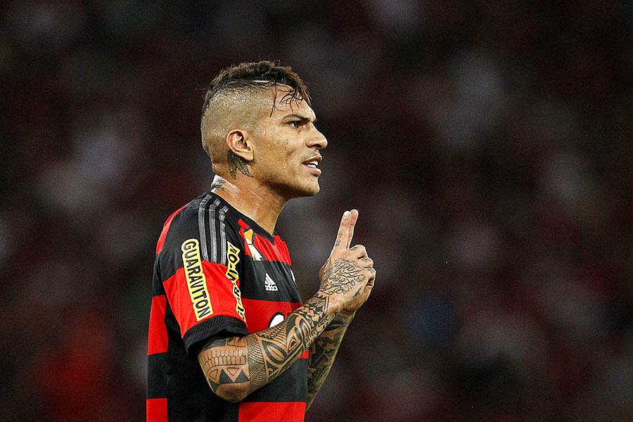 Campeonato Brasileiro 2015 Série A - Décima Quarta Rodada - Flamengo x Grêmio