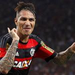 Brasil: Paolo Guerrero seguirá jugando en el Flamengo