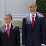 Ollanta Humala y su primera visita de Estado a España (Infografía)