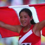 Inés Melchor ya está en Toronto para buscar el oro