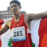 Toronto 2015: Jorge Mc Farlane apunta al podio en Panamericanos