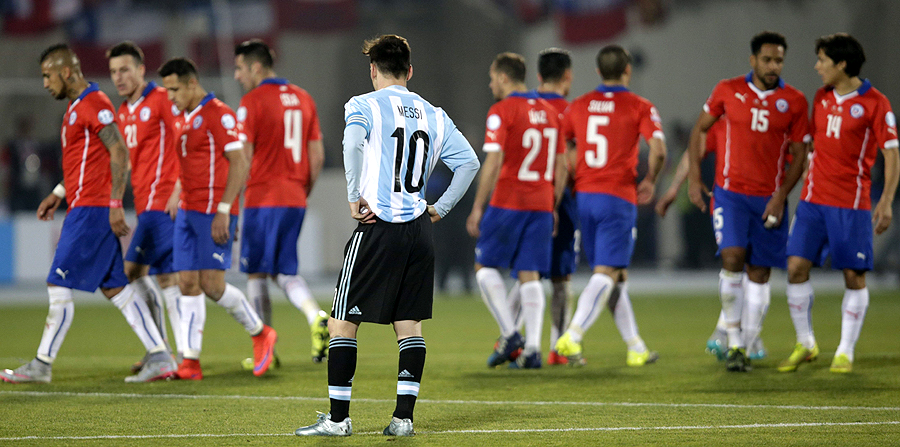 CHILE - ARGENTINA