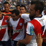 Deportivo Municipal gana en Cajamarca y es líder del Apertura