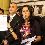 "Susana Villarán advierte ""ensañamiento"" contra Nadine Heredia"
