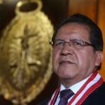 Pablo Sánchez Velarde es el nuevo fiscal de la Nación