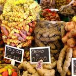 INEI: bajan precios al consumidor de papa y pollo