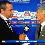 Mundial Rusia 2018: Pekerman dice que todos los partidos serán decisivos