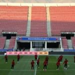 Perú entrena sin Jefferson Farfán pensando en Paraguay
