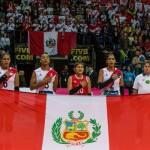 Perú derrotó a Colombia y jugará la final de World Grand Prix 2015
