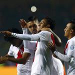 Perú tercer lugar: mira el gol de André Carrillo ante Paraguay (VIDEO)