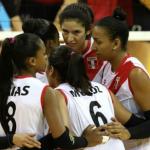 Vóley: Perú perdió 3-1 ante Brasil por Toronto 2015