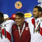Perú medalla de bronce: fotos de la celebración en la Copa América