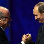 Putin: Joseph Blatter se merece un premio Nobel
