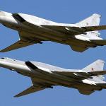 Cazas suecos interceptan bombarderos rusos sobre el Báltico