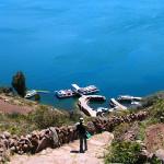 Puno: rescatan a 60 turistas afectados por temporal