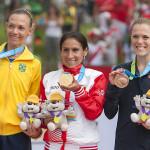 Toronto 2015: Perú rompe récord histórico con tres medallas de oro